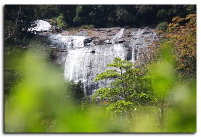 Chambara falls