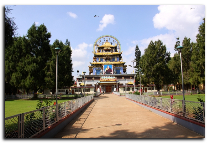 Golden Temple Coorg