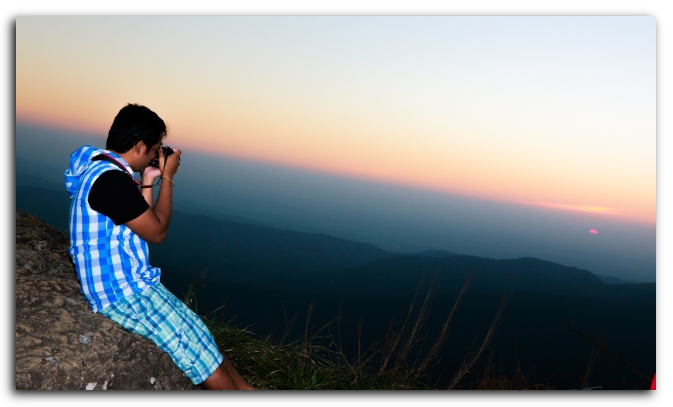 Suicide point, Vagamon