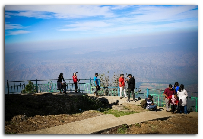 Kodanad viewpoint
