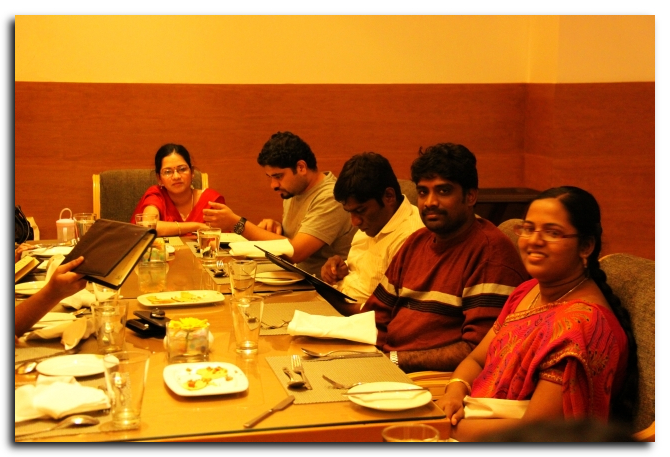 Hotel Green Park Chennai