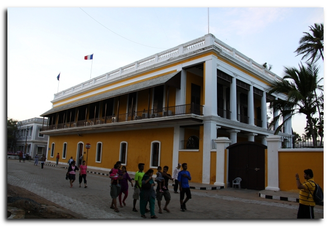 French Consulate in Pondicherry
