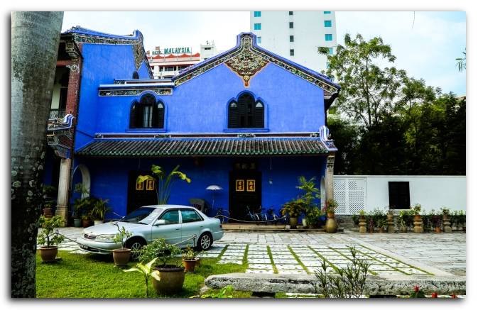 Blue Mansion (Cheong Fatt Tze Mansion)